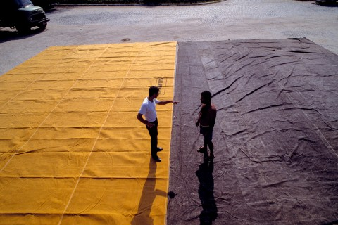 Troca de lona, 1994